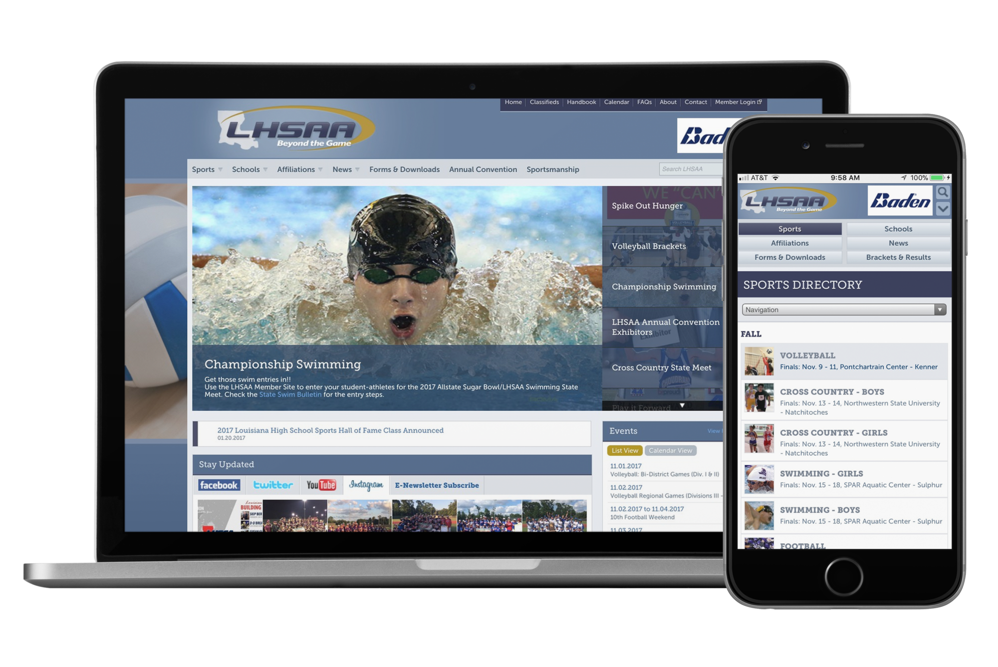 LHSAA Responsive Devices